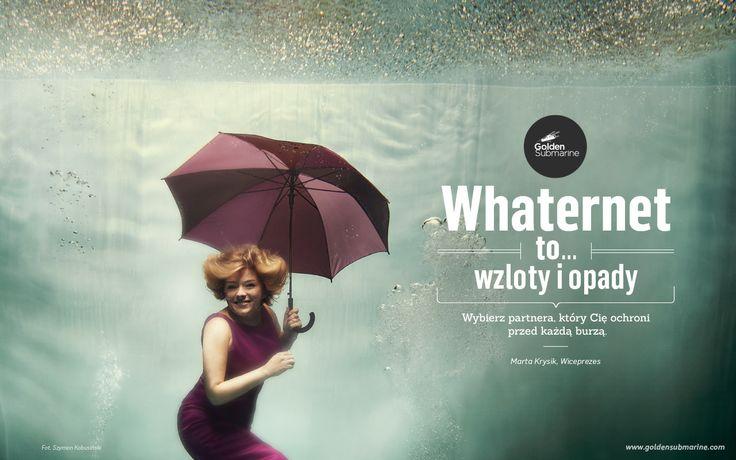 #whaternet to... #wzloty i opady. Wybierz partnera, który ochroni Cię przed każdą burzą.