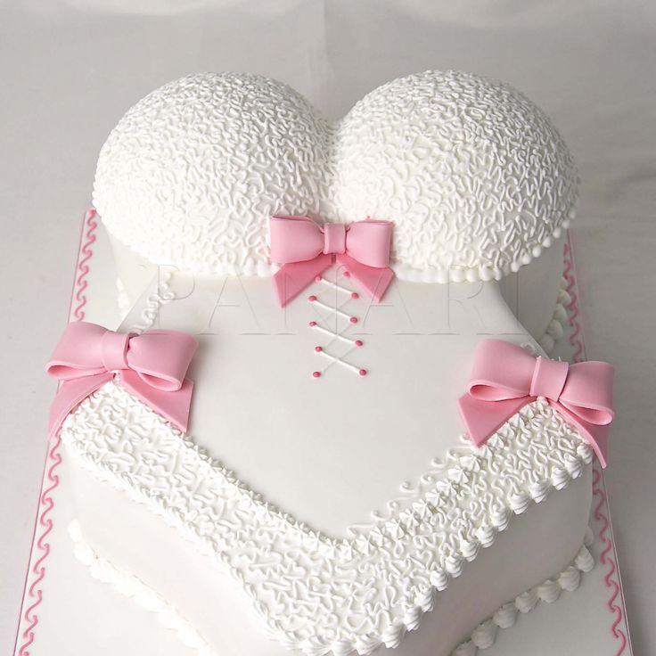 buttercream corset cake | CORSET CAKE CL1506