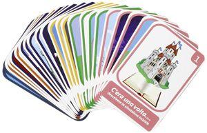 Carte e giochi da tavolo per inventare fiabe, favole e racconti - Le carte di Propp - Girotondo di Parole - 02