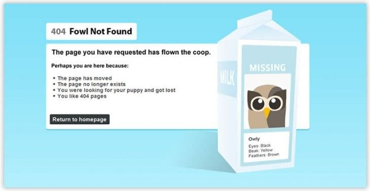 Customise your Error Page - hootsuite.com