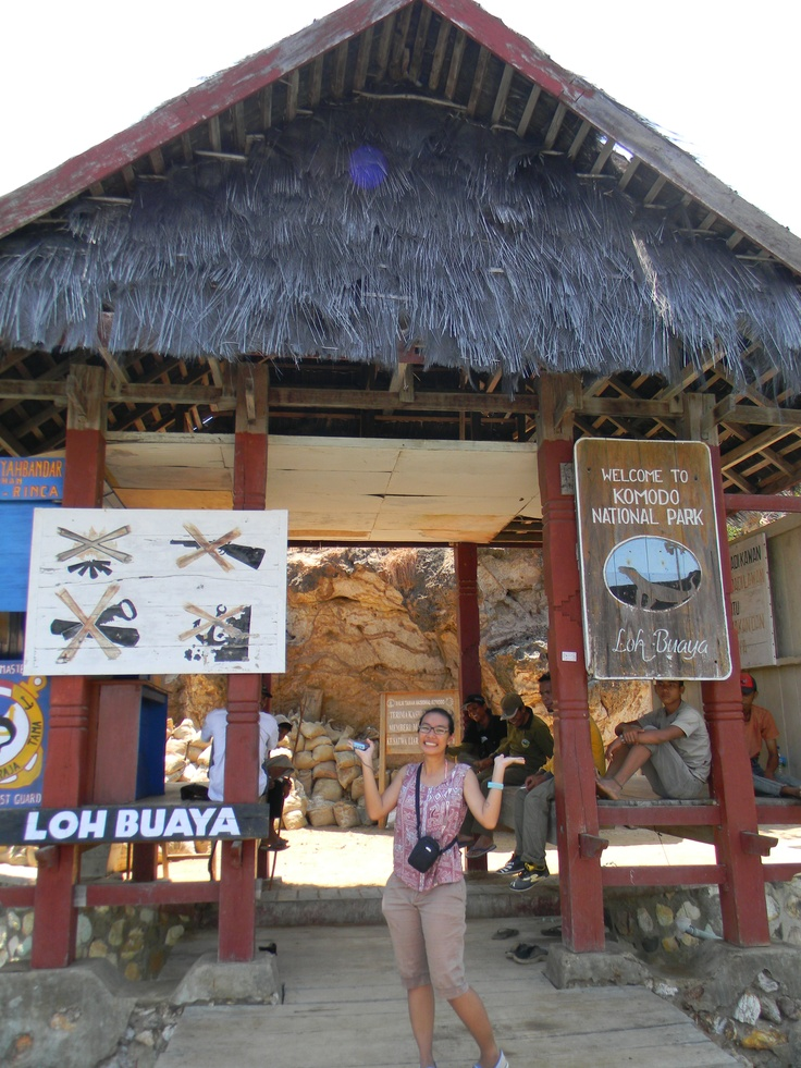 Pulau Rinca - November 2011