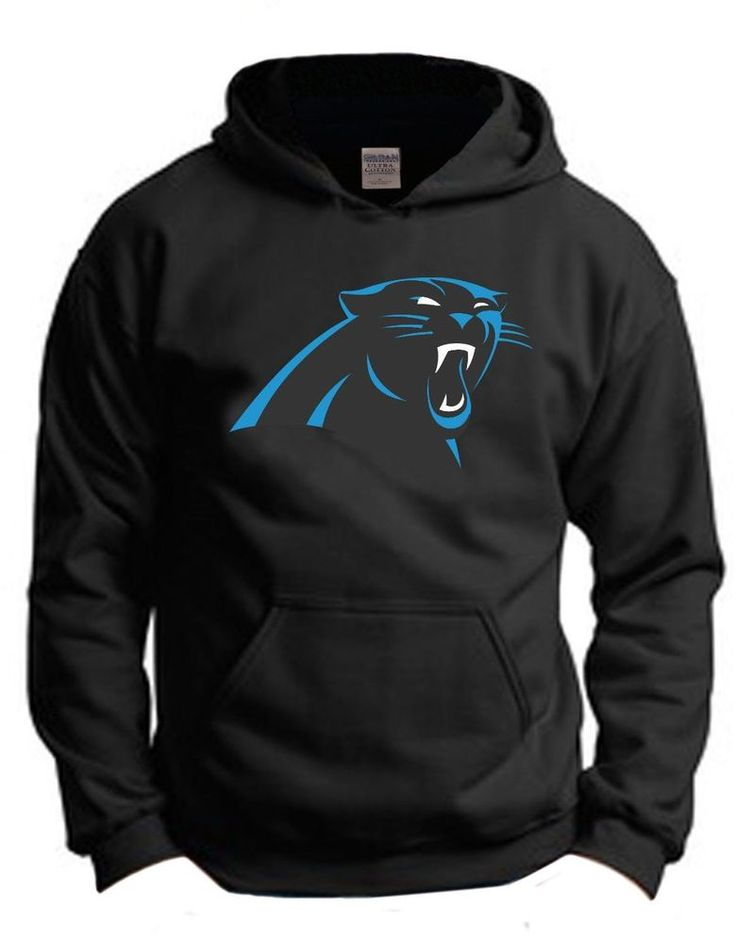 #NFL #Football Carolina Panthers Hoodie Sweatshirt from $34.95