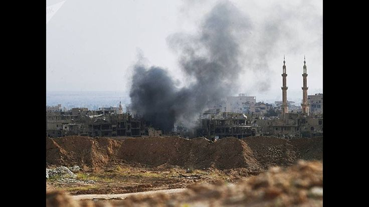 Syria Crisis What's behind al Nusra front attack on Russian military pol...