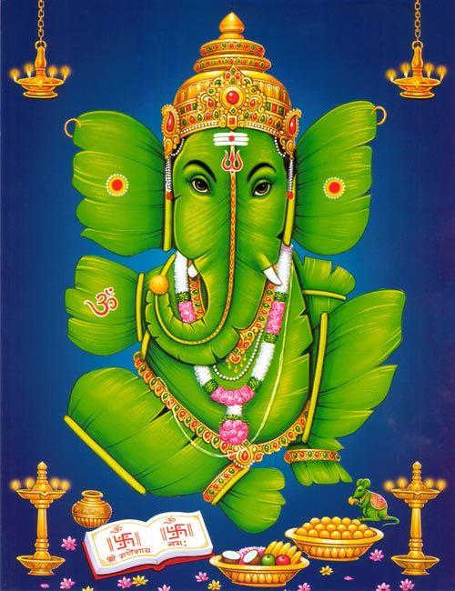 Vinayagar God Wallpapers - Pillayar God Desktop Wallpapers ...