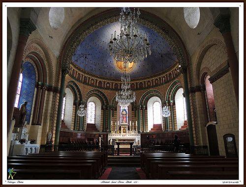 Abbatiale Saint-Pierre, Blesle - Hte Loire