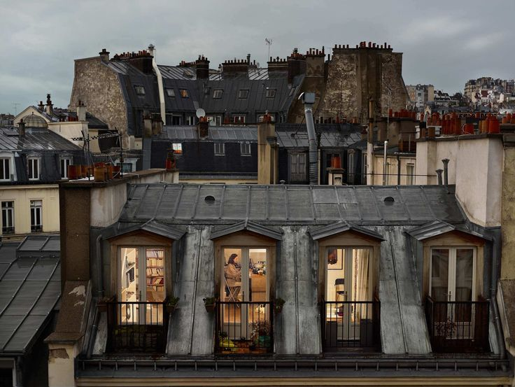 Exclusive First Look: Gail Albert Halaban: Paris Views