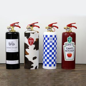 Designer Fire Extinguisher