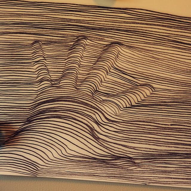 very cool art activityDrawing Techniques, 3D Drawing, Drawing Hands Art Illusions, 3D Art, Opt Art, Op Art, Optical Illusions Art, Optical Art Hands, Art Activities