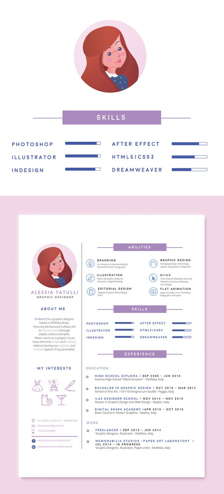 Pin by Promotion tips on promotion Photography Resume