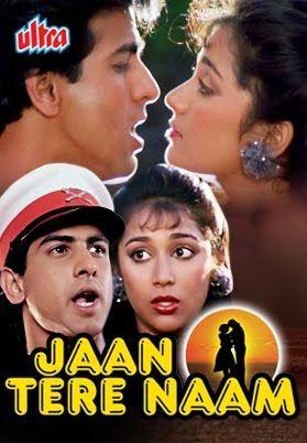 Kal College Band Ho Jayega, Udit Narayan, Sadhana Sargam - Jaan Tere Naam, Romantic Song - YouTube