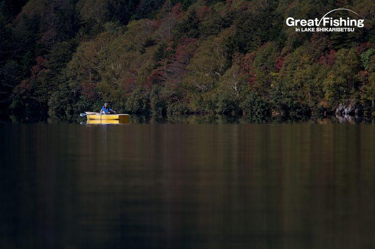 然別湖[9月]