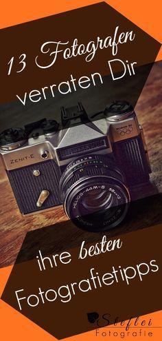 """Auswertung der Blogparade """"Meine besten Fotografie-Tipps"""" Teil 2"""