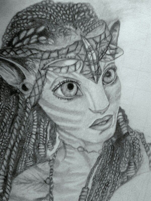 Avatar#PencilSketch