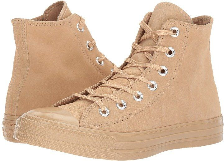 Women Shoes Brown Converse Chuck Taylor All Star Mono