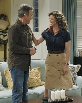 Last man standing. Tim Allen is hilarious!