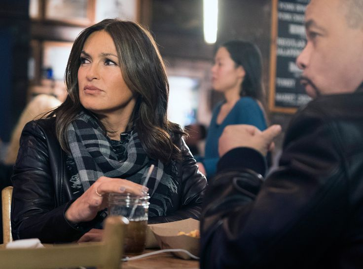 Law & Order: SVU's Big Benson Romance Reveal Is Proving to Be Divisive  Law and Order: SVU, Mariska Hargitay