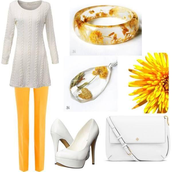 Jarný outfit, veríme, že rozkvitnete aj s našimi šperkami. Tie z obrázku nájdete tu: http://www.sperkysan.sk/Zlty-naramok-so-zivymi-kvetmi http://www.sperkysan.sk/Kvietok-v-slze