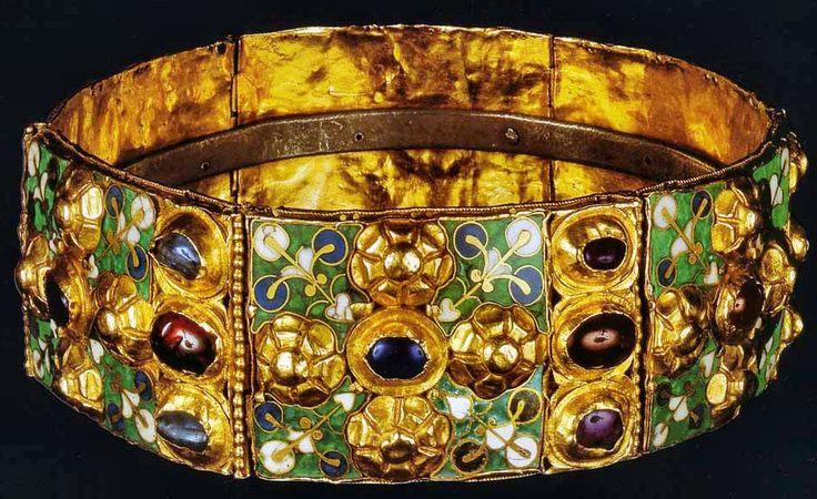 Железная корона Королевства лангобардов