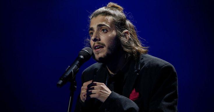 Portugal's Salvador Sobral wins Eurovision 2017