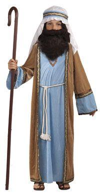 Boys Deluxe Joseph Costume - Christmas Costumes