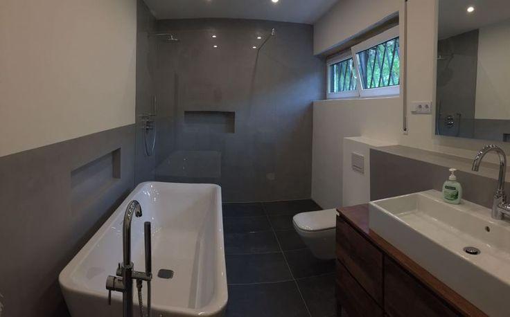 die besten 25 beton cire ideen auf pinterest edelstahl sp lbecken beton badezimmer und sp le. Black Bedroom Furniture Sets. Home Design Ideas