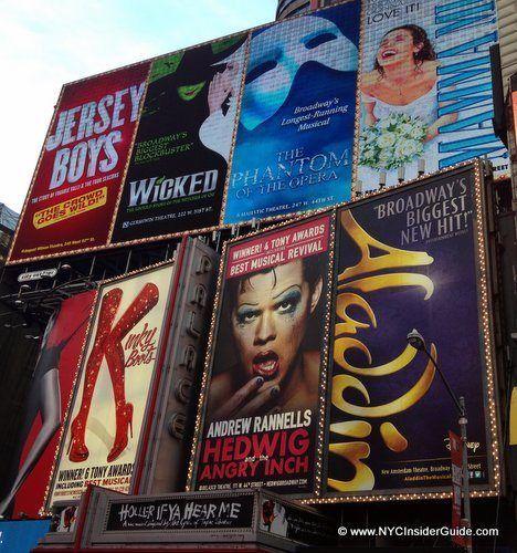 New York Broadway Shows