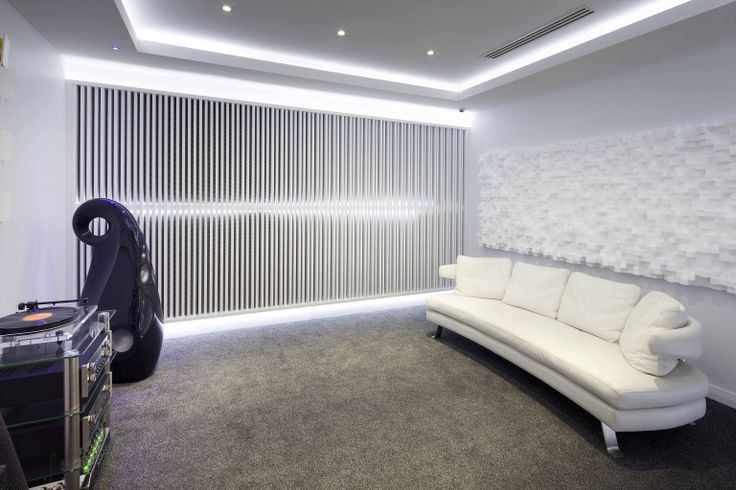 Vicoustic Treated Hi Fi Listening Room Home Theater And Hi Fi Pinterest
