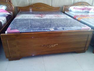 Erode Steel Furniture(ESF), Gobichettipalayam,Tamilnadu.: Wooden Cot for sale…