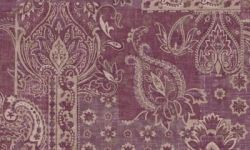 Tapet vinil mov floral PC 2703 Grand Deco Persian Chic