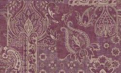 Tapet vinil mov floral PC 2703 Grand Deco Persian Chic