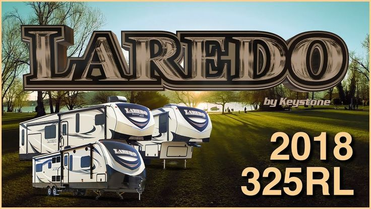 2018 Keystone Laredo 325RL Fifth Wheel RV For Sale TerryTown RV Superstore Check out 2018 Laredo 325RL now at http://ift.tt/2xyF1eg or call TerryTown RV today at 616-426-6407!  Youll love this 2018 Laredo 325RL fifth wheel from TerryTown RV for its expressive exterior and its immaculate interior.   This large Laredo fifth wheel has a fully enclosed underbelly with heated and enclosed holding tanks and gate valves for year-round camping. The aerodynamic front cap has Hitch Assist mirror and…