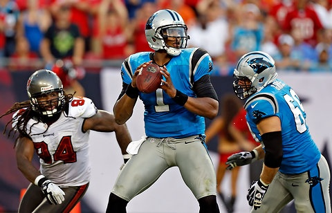 Cam Newton is not great. Yet. Rather than wins, any discussion about Newton thus far turns into a discussion of yards, the anachronistic measurement defined legally in a British statute from the 13th century as equaling three feet.