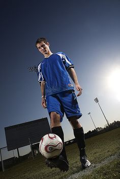 soccer senior pictures ideas - Google Search