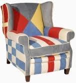 Coole stoel!