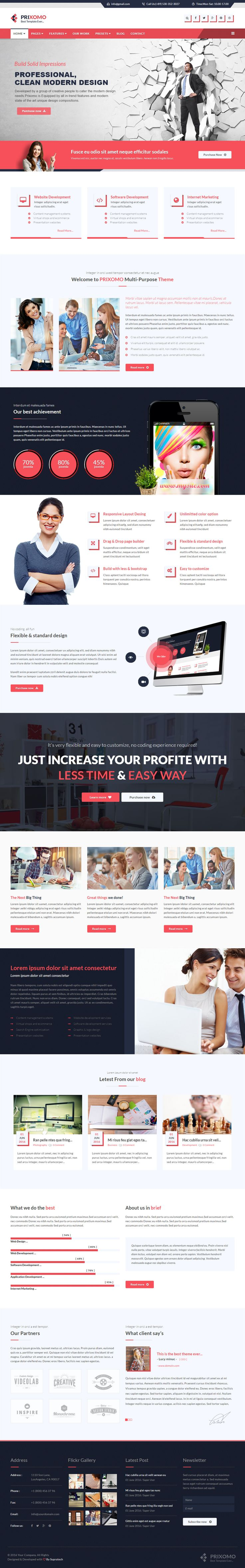 100 best images about joomla responsive themes on pinterest