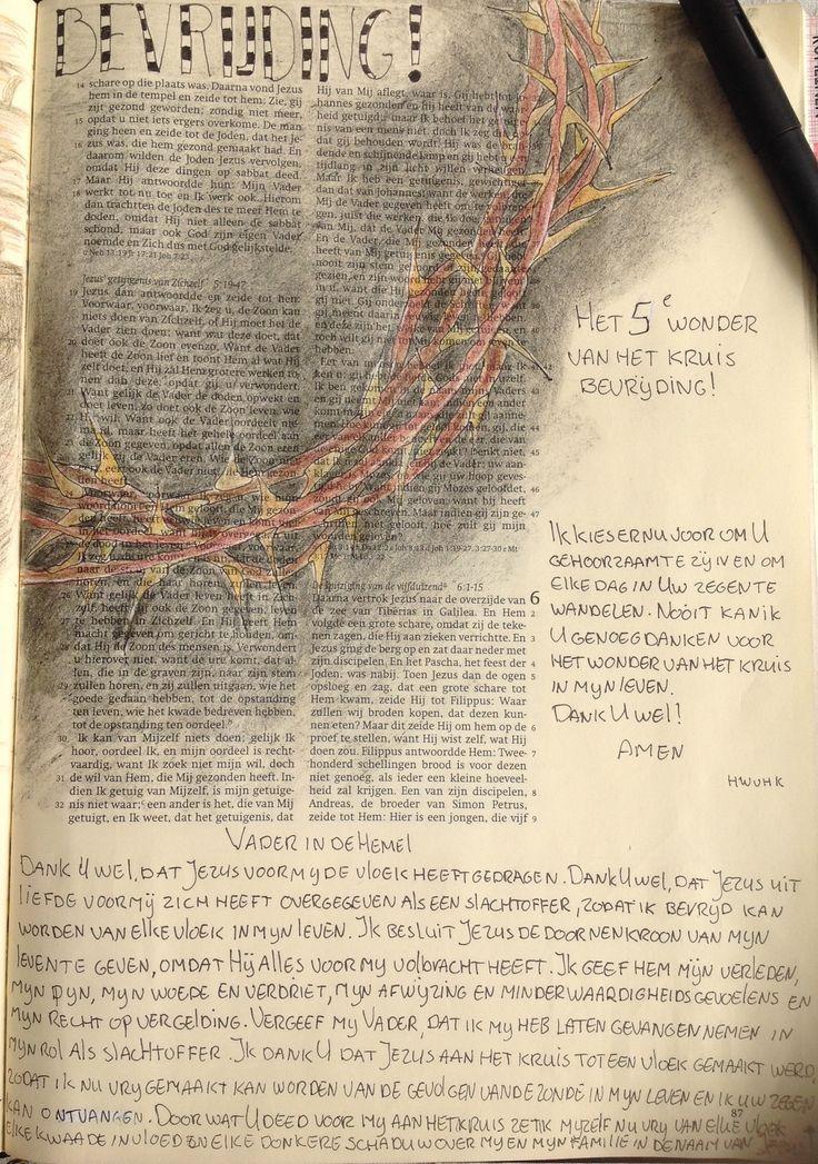 Het 5e wonder van het kruis Bevrijding C vd Berg Gouda