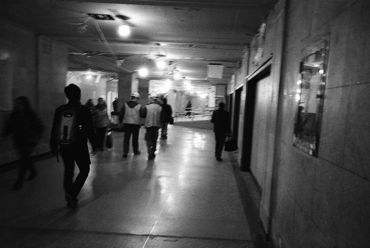 https://flic.kr/p/rPTrY1 | Untitled by scott williamson #35mm #film #blackandwhite #tunnel #people #lights #construction #photography #ricohgr1v #monochrome #analog photobook: http://bit.ly/wvrlght4