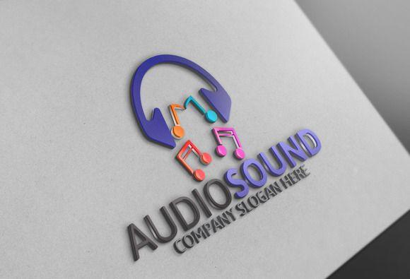 Audio Sound Logo by Josuf Media on Creative Market