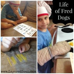 Life of Fred Dogs, Extra Activities - Layered Soul Homeschool