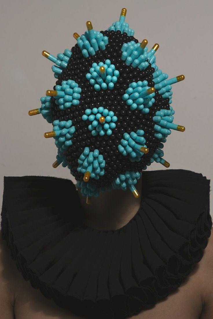 #weararable #Pills by #Noumeda Carbone Photo #Jerry Lee Ingram and Gildardo Gallo