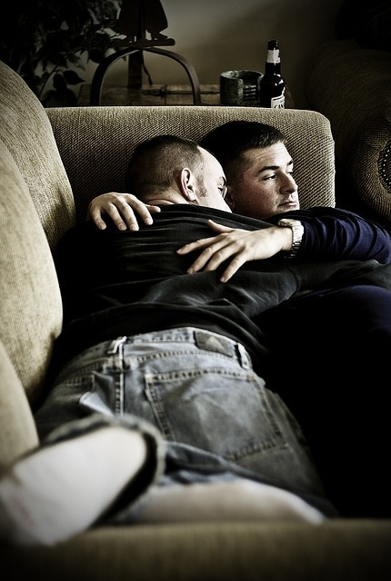 Gay cuddle buddy