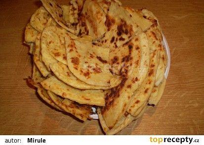 Domácí tortily recept - TopRecepty.cz
