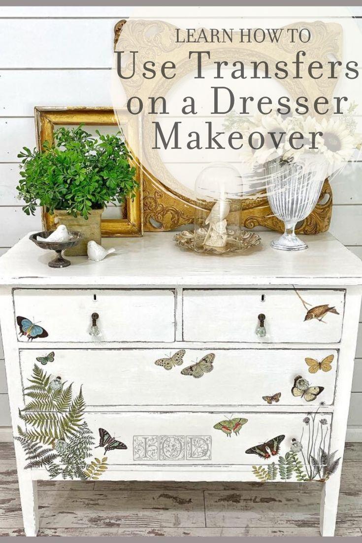 Diy In 2020 Furniture Makeover Diy Dresser Makeover Furniture