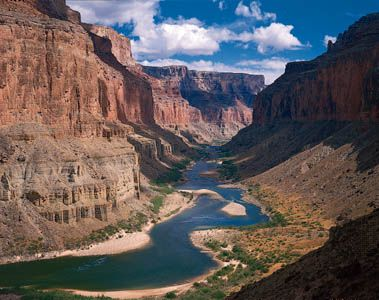 Travel with Jim, the kids and their families to the Grand Canyon