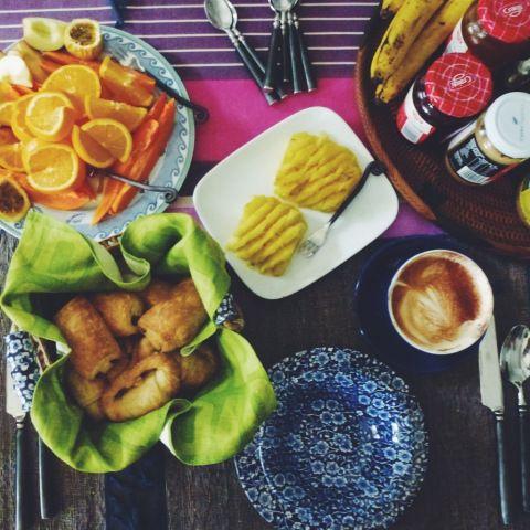 Nom #fiji #food #brekkie