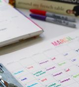 Project Organize Your ENTIRE Life: 2014 Planner Printables & eBook - Modern Parents Messy Kids