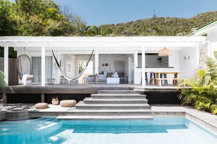 Villa Palmier by Atmosphère d'Ailleurs | HomeAdore