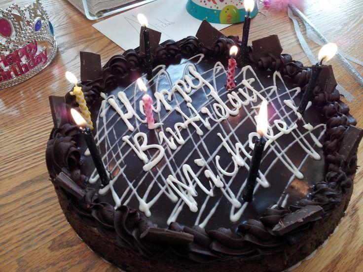 Happy Birthday Michele, Feb 12 2014
