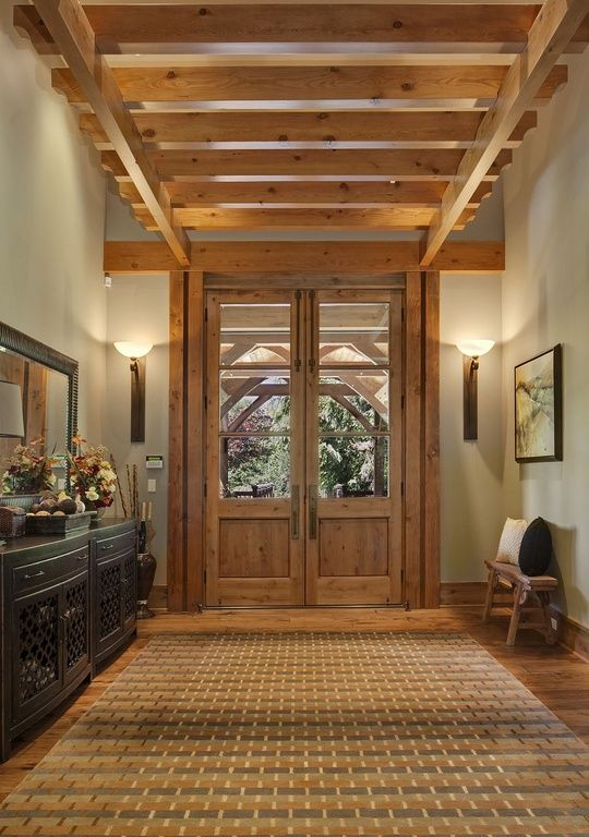 Design Ideas For Foyers