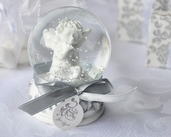 The Thank You Company - Angel Kisses Cherub Snow Globe Favour - As low as $3.62, $6.32 (http://www.thankyou.on.ca/angel-kisses-cherub-snow-globe-favour-as-low-as-3-62/)